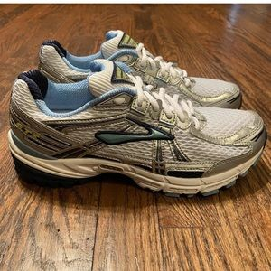 Brooks GTS 11 Linear Platform Running Shoes 9 Wide